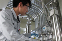 Kazuki Azuma of Chemical R&D Division Presented at The 12th Process Chemistry Lounge of The Japanese Society of Process Chemistry