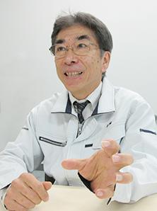 Toshio Yoshioka, President