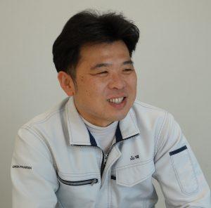 スペラファーマ(株)製薬研究本部 山田雅俊